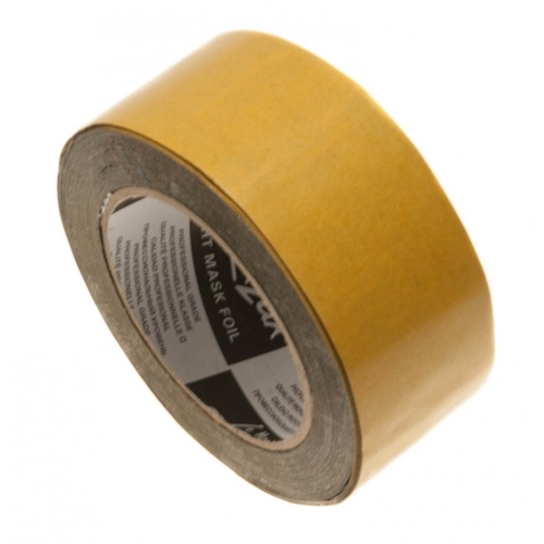 Tape Black Tak 50mm x 23m, matsort mask alutape